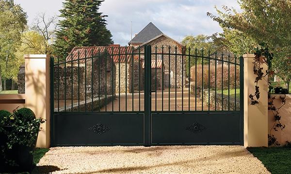 Portails Aluminium Classique